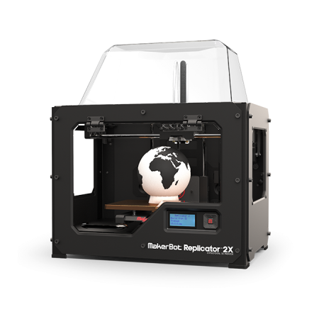 Imprimantes 3D MAKERBOT REPLICATOR 2X