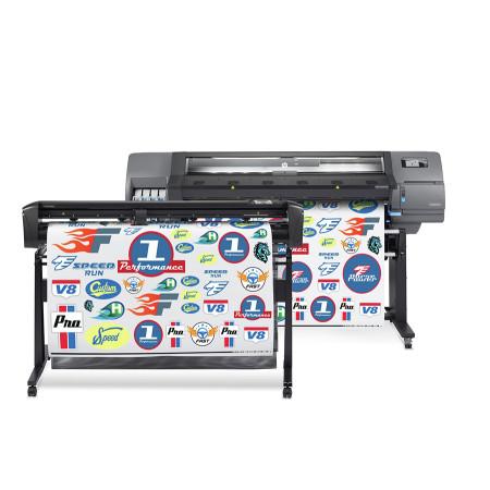 TRACEUR grand format HP Latex 315 Print + Cut