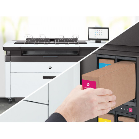 TRACEUR HP PageWide XL 5200