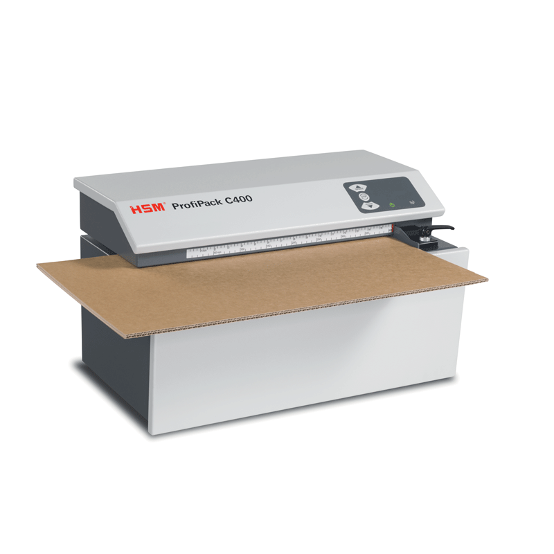Machine de matelassage pour emballage HSM ProfiPack C400